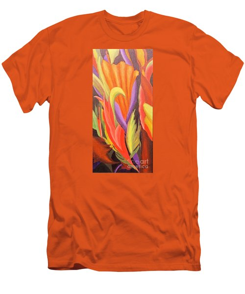 Secret Place Men's T-Shirt (Slim Fit) by Glory Wood