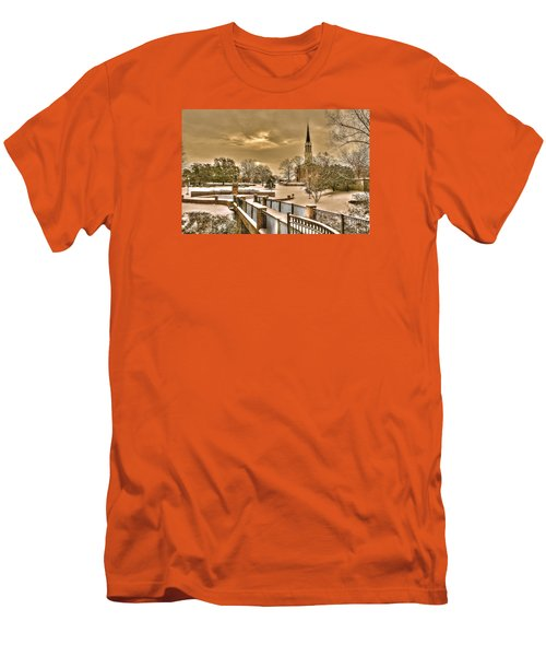 Fayetteville Nc 8 Men's T-Shirt (Athletic Fit)