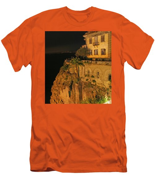 Sorrento Italy Men's T-Shirt (Slim Fit) by Richard Engelbrecht