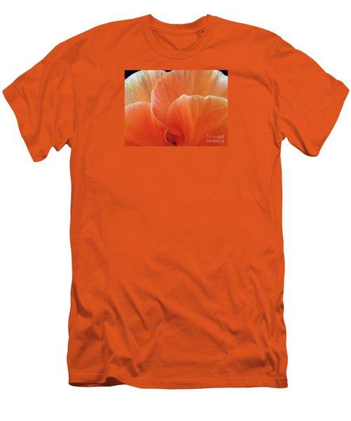 Men's T-Shirt (Slim Fit) featuring the photograph Soul Desire by Jean OKeeffe Macro Abundance Art
