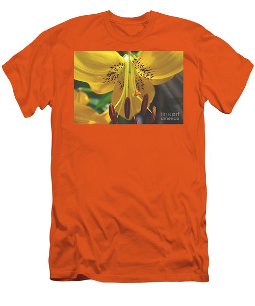 Men's T-Shirt (Slim Fit) featuring the photograph Spread Your Wings by John S