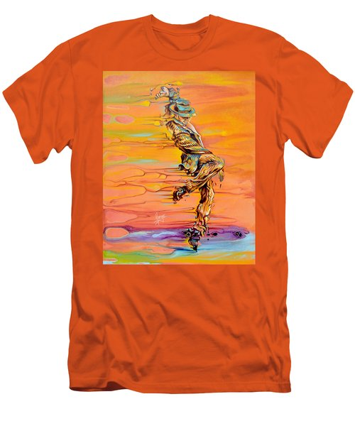Step Up Men's T-Shirt (Athletic Fit)