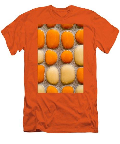 Stone Yolks Men's T-Shirt (Slim Fit) by Tgchan