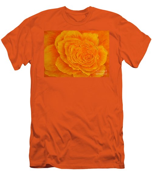 Summer Beauty Men's T-Shirt (Slim Fit) by Elena  Constantinescu