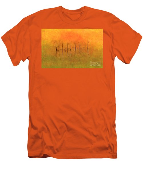 Sunrise On The Bay Men's T-Shirt (Athletic Fit)
