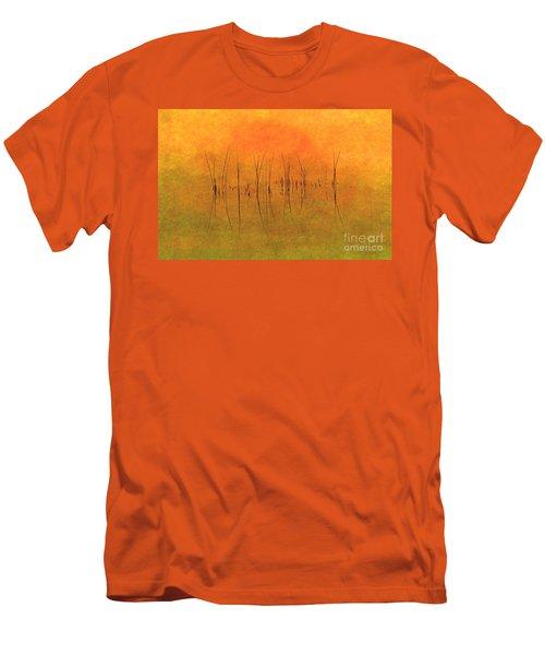 Sunrise On The Bay Men's T-Shirt (Slim Fit) by Andrea Kollo