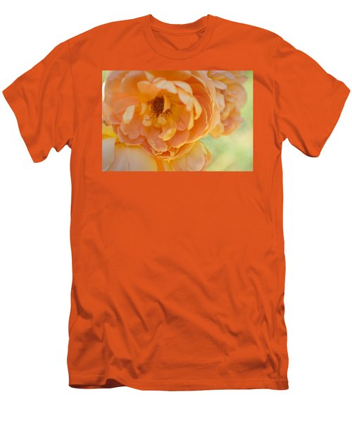 Men's T-Shirt (Athletic Fit) featuring the photograph Sunshine by Julie Andel