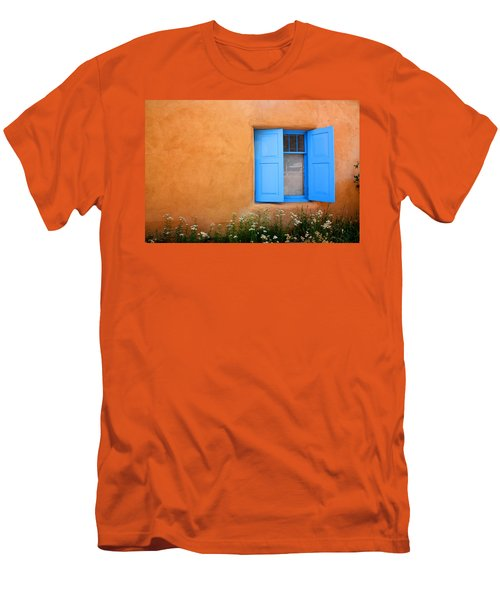 Taos Window V Men's T-Shirt (Athletic Fit)