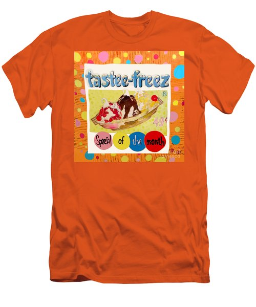 Tastee Freez Men's T-Shirt (Athletic Fit)