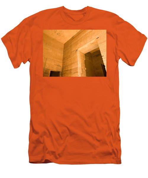 Temple Interior Men's T-Shirt (Athletic Fit)