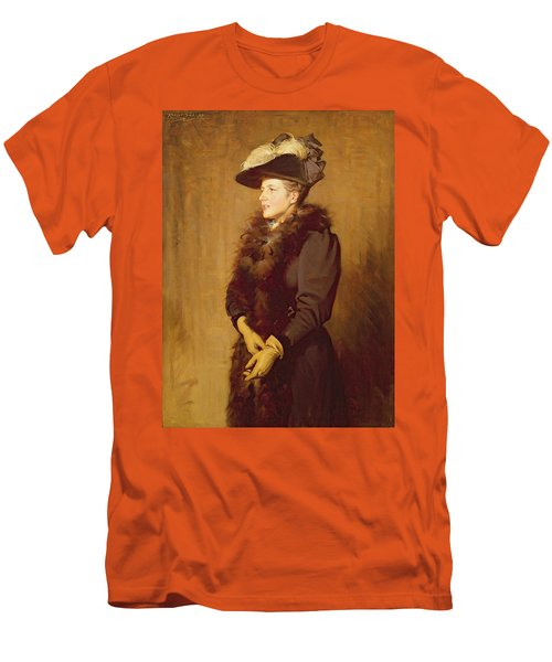 The Artists Wife, 1893 Men's T-Shirt (Athletic Fit)