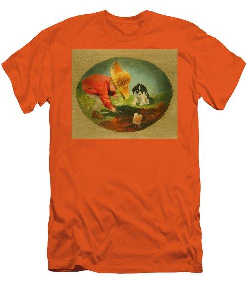 The Gardeners Men's T-Shirt (Slim Fit)