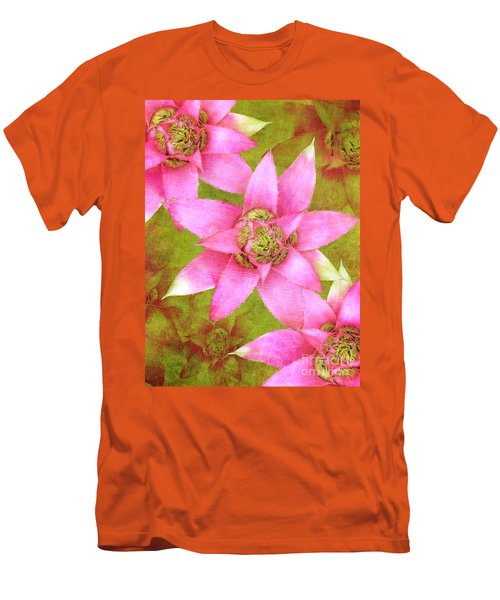 Three Pink Ladies Men's T-Shirt (Athletic Fit)