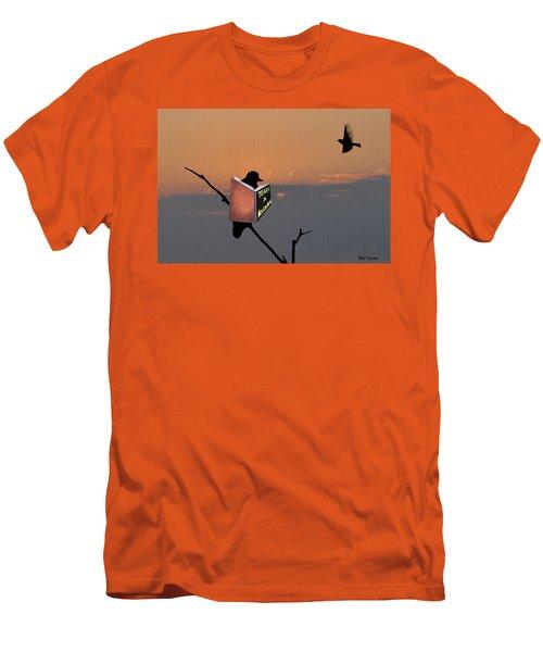 To Kill A Mockingbird Men's T-Shirt (Slim Fit) by Bill Cannon