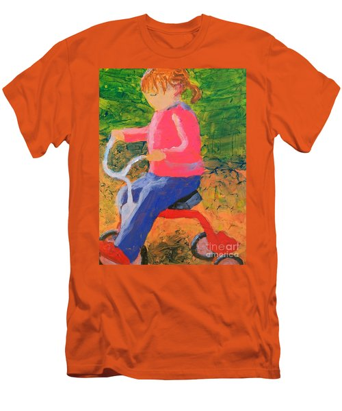 Tricycle Men's T-Shirt (Athletic Fit)