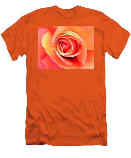 Men's T-Shirt (Slim Fit) featuring the photograph Vortex by Deb Halloran
