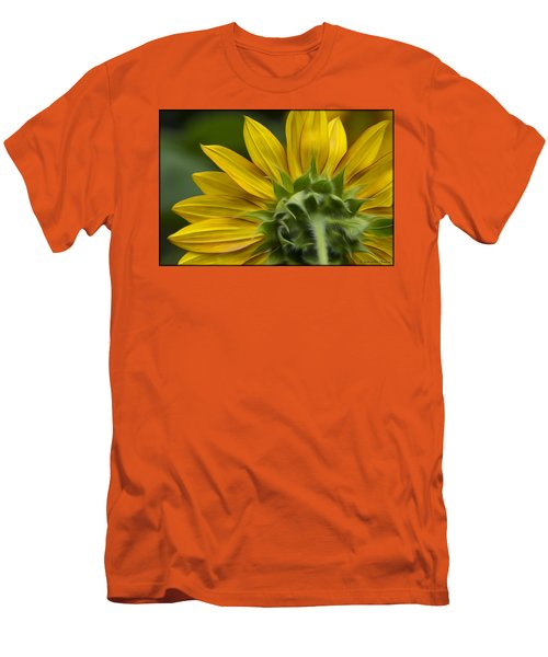 Watching The Sun Men's T-Shirt (Athletic Fit)