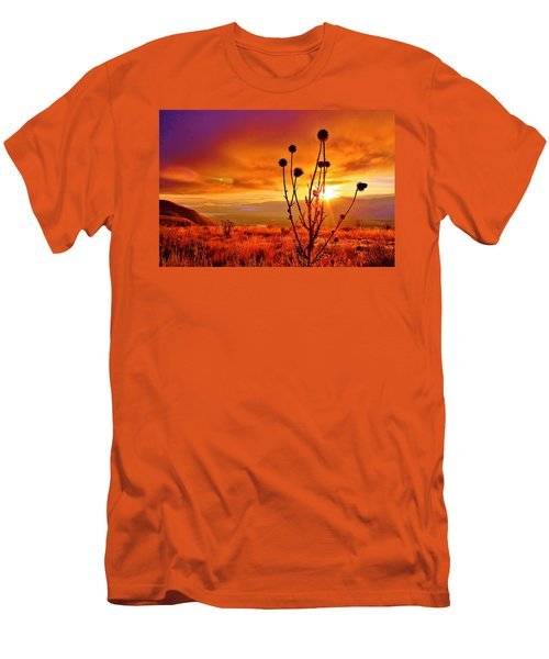 What A Morning Men's T-Shirt (Athletic Fit)