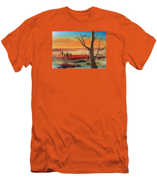 Withered Tree Men's T-Shirt (Athletic Fit)