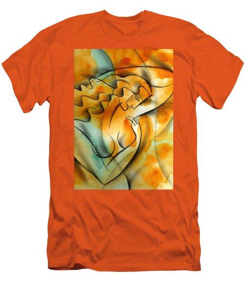 Woman Health Men's T-Shirt (Athletic Fit)