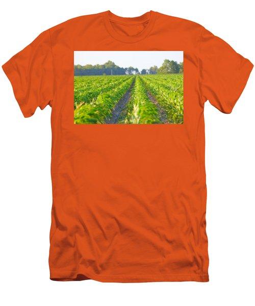 Agriculture- Corn 1 Men's T-Shirt (Athletic Fit)