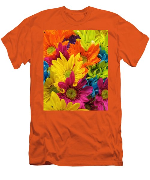 Colossal Colors Men's T-Shirt (Athletic Fit)