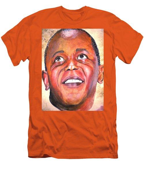 Flip Wilson 1970 Men's T-Shirt (Athletic Fit)