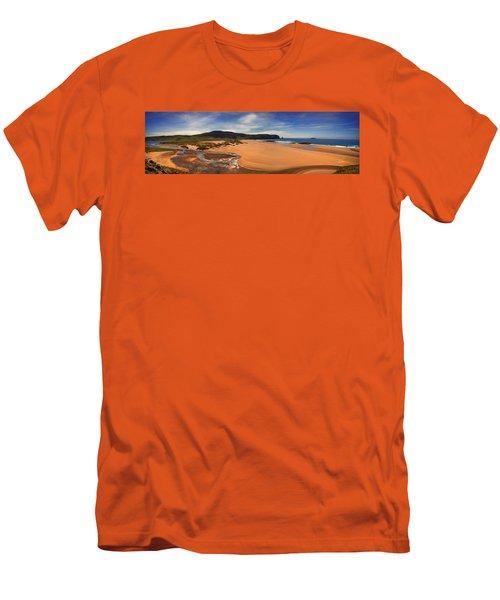 Sandwood Bay Men's T-Shirt (Athletic Fit)