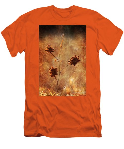 Still Standing Men's T-Shirt (Slim Fit) by Alyce Taylor