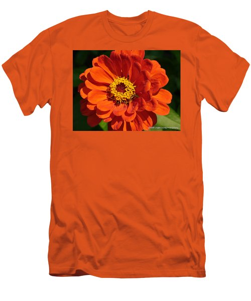 Men's T-Shirt (Slim Fit) featuring the photograph Sunny Delight by Lingfai Leung