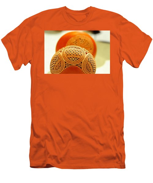 Terracotta Lampshade Men's T-Shirt (Athletic Fit)