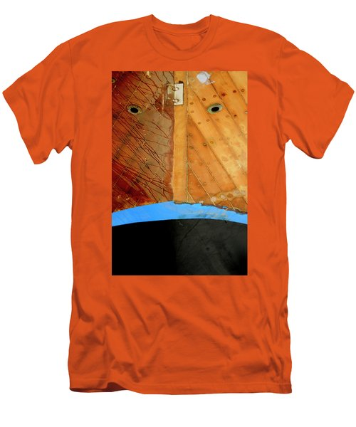 Men's T-Shirt (Slim Fit) featuring the photograph The Face by Pedro Cardona