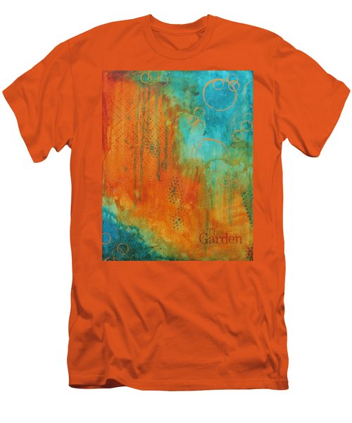 The Garden Men's T-Shirt (Slim Fit) by Nicole Nadeau