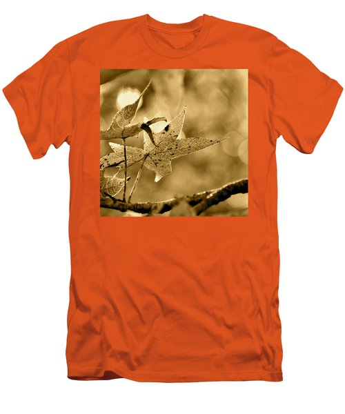 The Gum Leaf Men's T-Shirt (Athletic Fit)