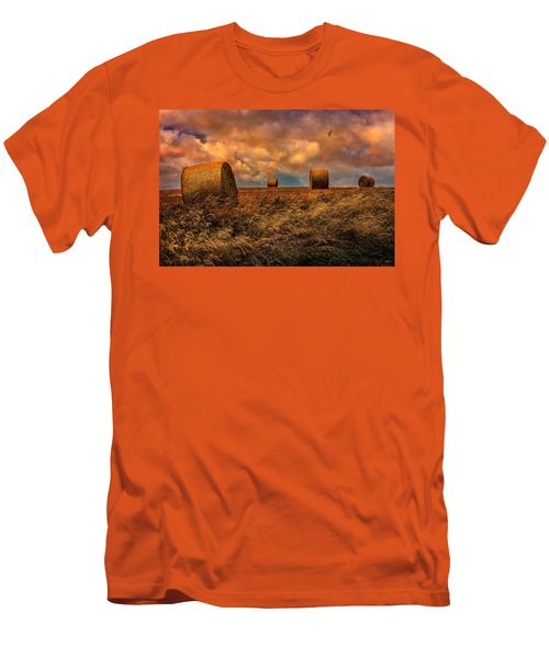 The Hayfield Men's T-Shirt (Athletic Fit)