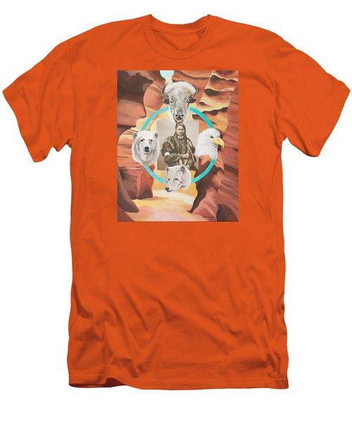 Time Passages Men's T-Shirt (Athletic Fit)