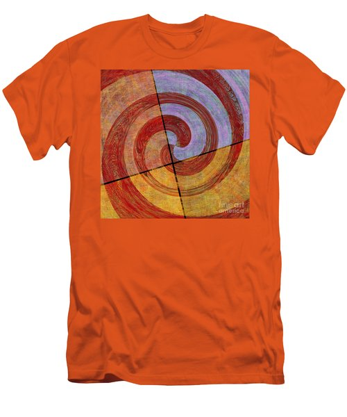 0581 Abstract Thought Men's T-Shirt (Athletic Fit)