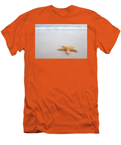 Destin Florida Miramar Beach Starfish Men's T-Shirt (Athletic Fit)