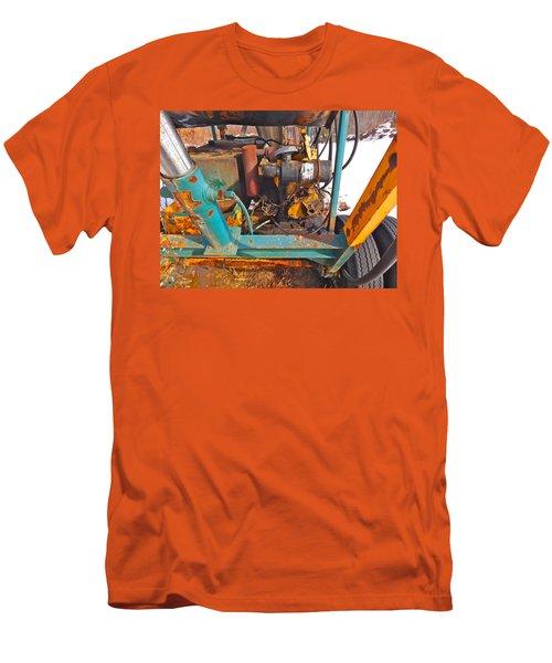 Feb 2016 33 Men's T-Shirt (Slim Fit) by George Ramos