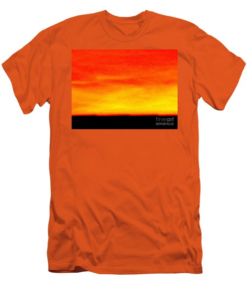 Horizon Men's T-Shirt (Slim Fit) by Tim Townsend
