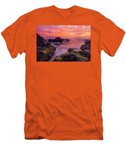 Infinity Men's T-Shirt (Slim Fit) by James Roemmling