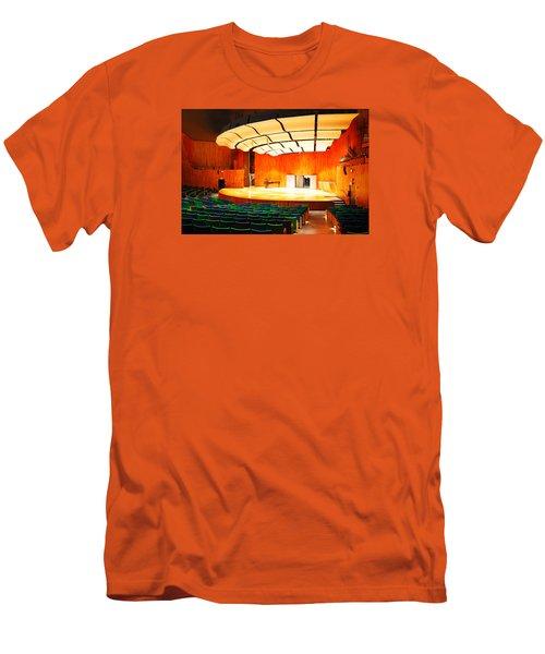 Kresge Auditorium Men's T-Shirt (Athletic Fit)