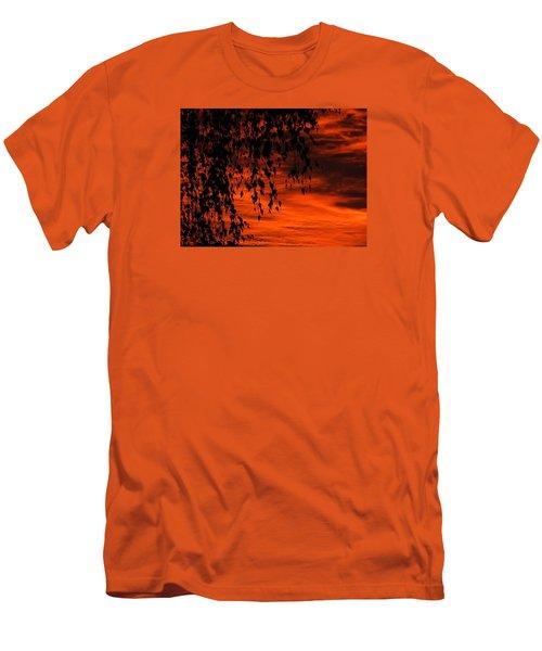 Lustre Men's T-Shirt (Athletic Fit)
