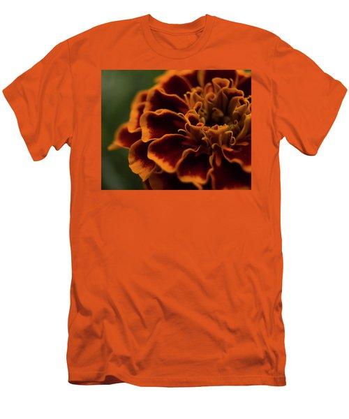 Marigold Men's T-Shirt (Athletic Fit)