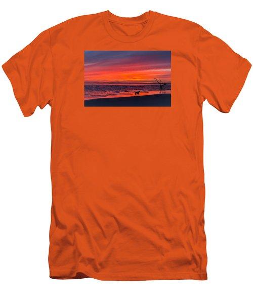 Nature Men's T-Shirt (Slim Fit) by RC Pics