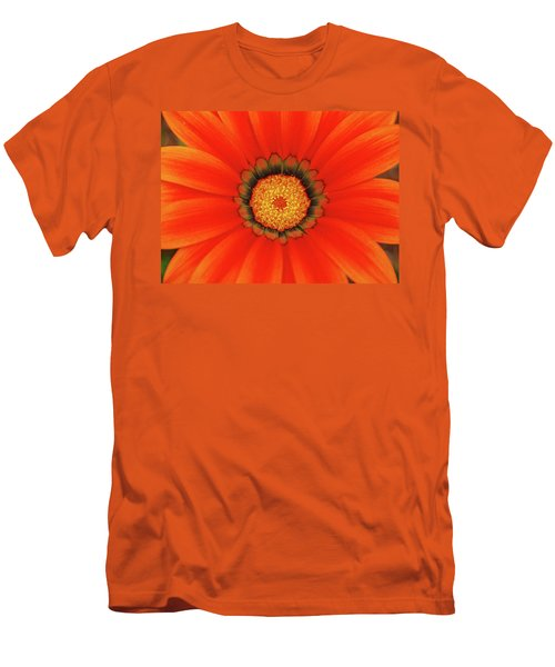 The Beauty Of Orange Men's T-Shirt (Slim Fit) by Lori Tambakis