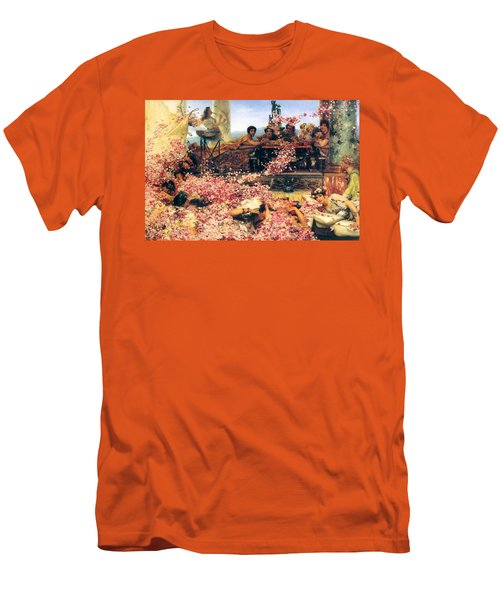 The Roses Of Heliogabalus Men's T-Shirt (Athletic Fit)