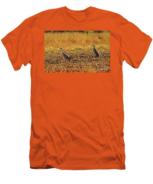 Three Amigos Men's T-Shirt (Slim Fit) by Robert Bales