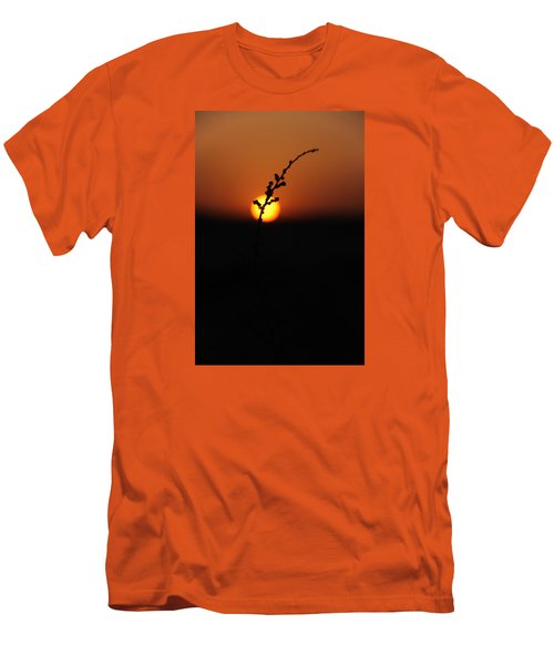 Men's T-Shirt (Slim Fit) featuring the photograph Tumpak by Jez C Self