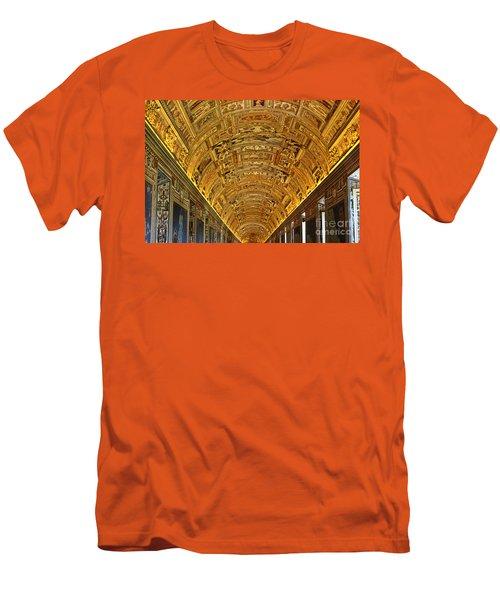 Vatican II Men's T-Shirt (Athletic Fit)